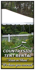 Countryside Tent Rental